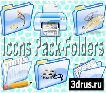 Icons Pack Folders 2009