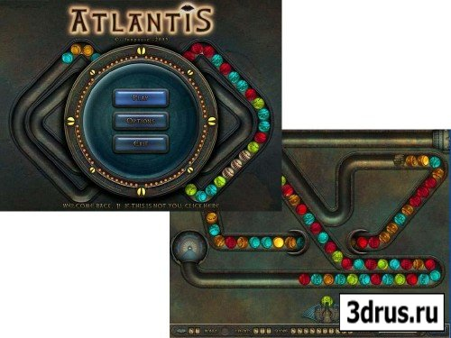 Big Fish Games Atlantis