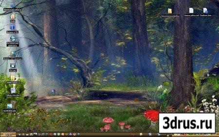 анимация на телефон волшебный лес № 377 загрузить
