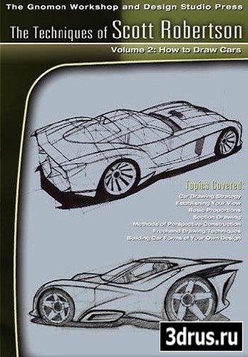 How to Draw Cars ( Как рисовать автомобили )