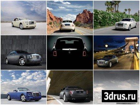 обои с отличным разрешением( Rolls-Royce [1600X1200])