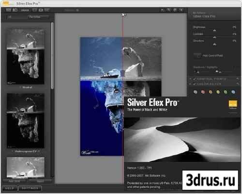 Nik Software Silver Efex Pro v1.003