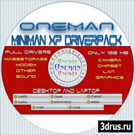 MiniMan XP DriverPack