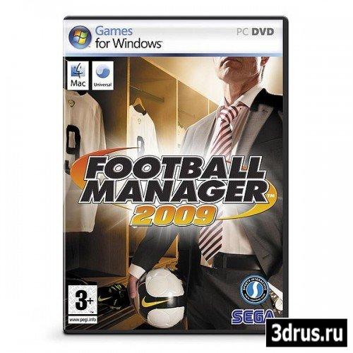 Football Manager (2009) Русская версия!
