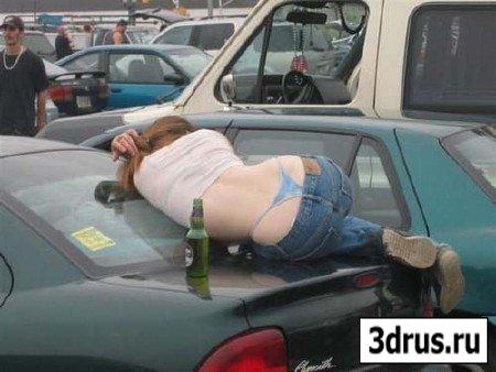 пьяная