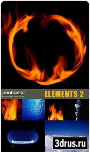 Photodisc Background Series BS29 - Elements