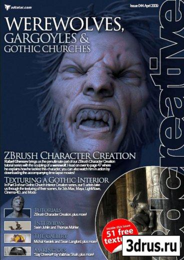 3DCreative Issue 44 april 2009 Hi-Res