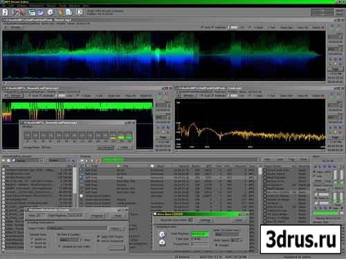 3delite MP3 Stream Editor v3.4.4