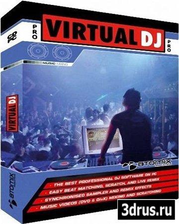 Virtual DJ Pro 6.01