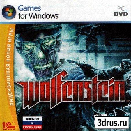 Wolfenstein (2009/RUS/1C/Repack 4.33 GB)