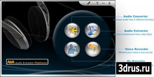 AoA Audio Extractor Platinum 2.1