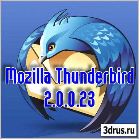 Mozilla Thunderbird v. 2,0,0,23/Rus