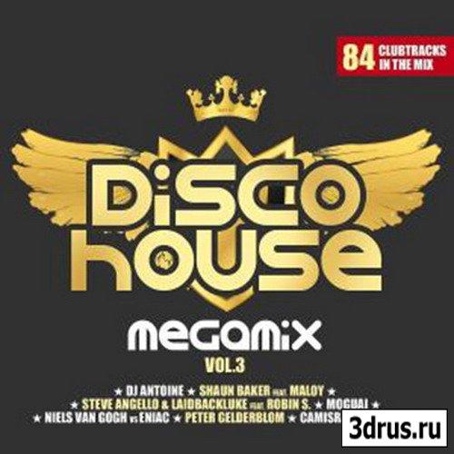 Disco House Megamix Vol.3