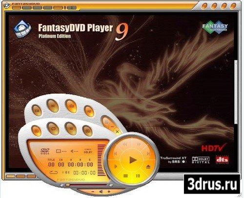 FantasyDVD Player Platinum 9.8.1 Build 730