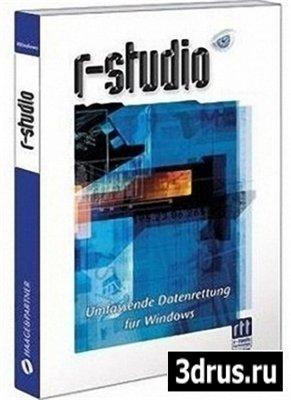 R-Studio Network Edition v5.0 Build 129012 x32 RUS