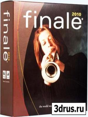 Finale 2010 15.0 r4 [full] (2010/Eng/Rus)