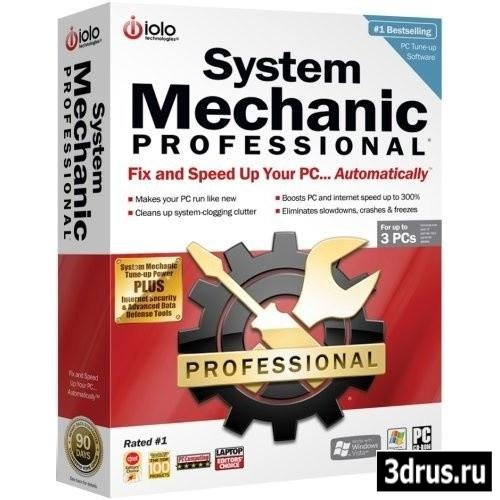 System Mechanic Professional 9.5.6.9