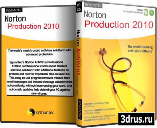 Symantec Norton Production 2010 (RusEng)