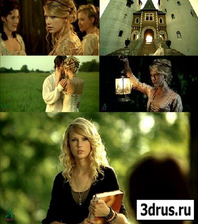 clip Taylor Swift - Love Story