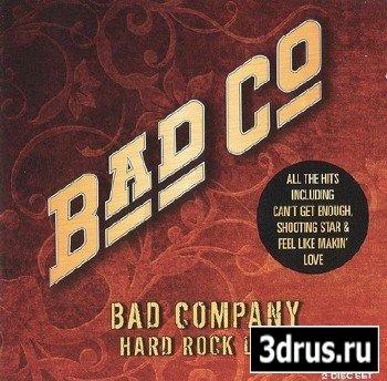 Bad Company - Hard Rock Live (2010)