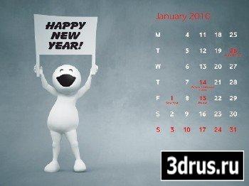 Base Calendar 1.3