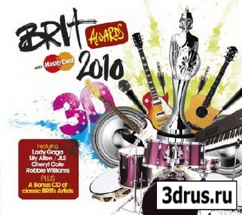 VA - Brit Awards 2010