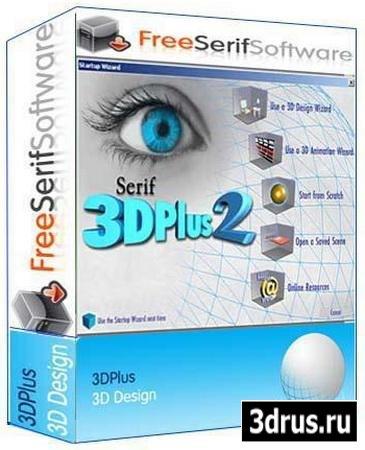 Serif 3DPlus 2