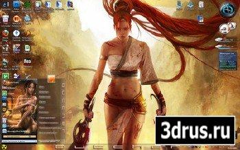 11 красивых тем для Windows 7