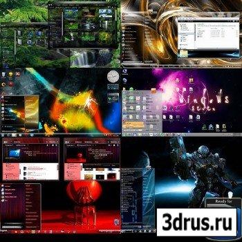 25 тем для операционной системы Windows 7