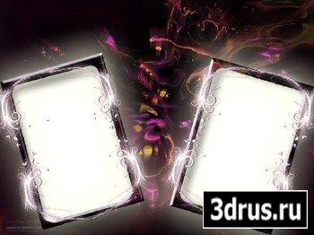 Frame photo - Bright