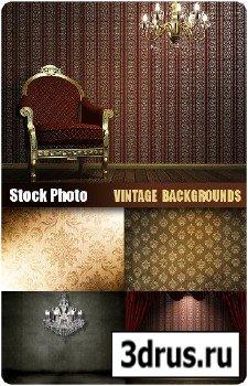 Stock Photo - Vintage backgrounds