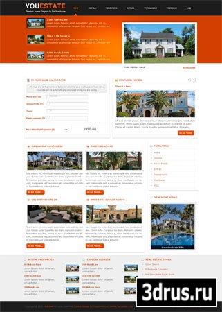 Youestate - Real Estate Joomla Template