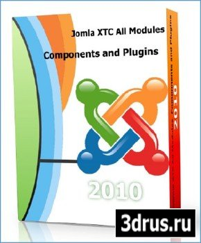 Joomla XTC All Modules, Components and Plugins 2010