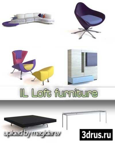 3D models of IL Loft Furniture