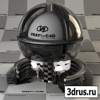 VRay материалы и плагинсы для Cinema 4D 11
