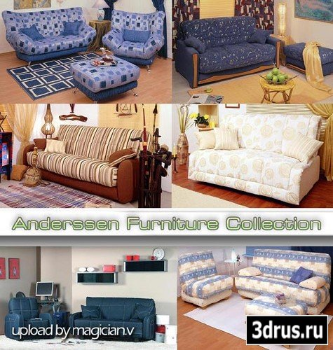 3D models of Anderssen Furniture
