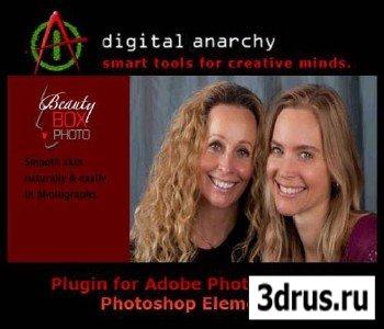 Beauty Box Photo 1.2.2 для Adobe Photoshop (32/64 bit)