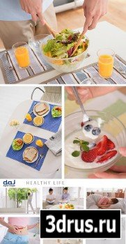 DAJ Images DA346 Healthy Life