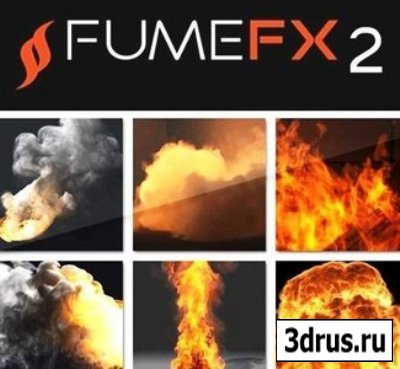 Sitni Sati FumeFX 2.1c R2012 for 3ds Max 2012