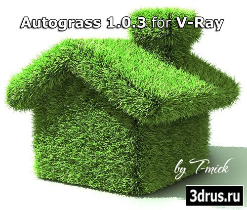 Happy digital Autograss v1.03 Max 9.0-2012 32/64