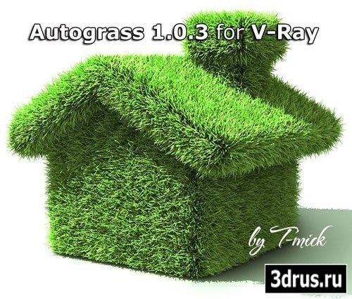 Happy digital Autograss v1.03 Max 9.0-2012 32/64