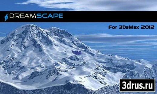 DreamScape 2.5f для 3ds Max 2012 x64-86 с поддержкой V-Ray'а