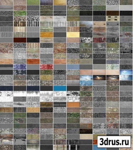 Текстуры высокого качества для Adobe Photoshop