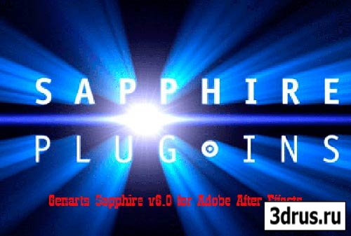 Genarts Sapphire for Adobe After Effects 6.0 6.0 x64 (2011, ENG)