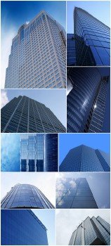 Photo Cliparts - Office Buildings