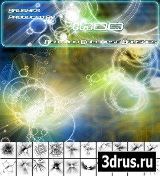 Кисти - круги нейтроны