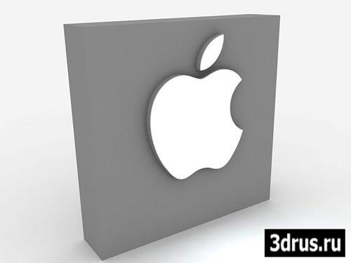 Сборник 3D-моделей продукции Apple