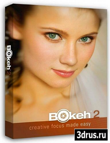 Плагин Alien Skin Bokeh 2.0.1 Build 442  (x32/x64) (ENG)