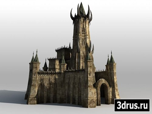 Замок-темница