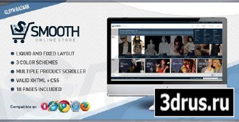 ThemeForest - Smooth Online Shopping - RiP
